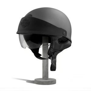 Roam Adjustable Fit Low Profile J06 Half Helmet