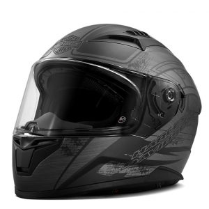 Metallic Graphic Sun Shield M05 Full-Face Helmet