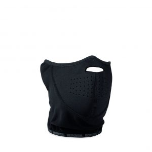 Men's Wind-Resistant Fleece/Neoprene Face Mask