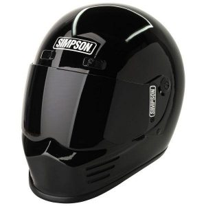 Simpson Street Bandit Black Gloss